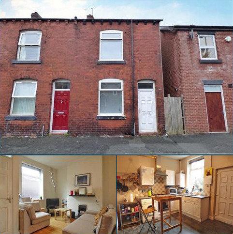 2 bedroom end of terrace house for sale - Tetlow Street, Newton Heath, Manchester, M40