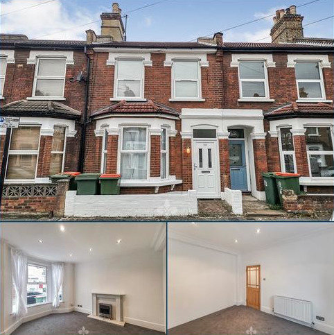 3 bedroom terraced house to rent - York Road , Forest Gate , London  E7