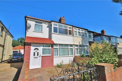 3 bedroom semi-detached house to rent - Petersfield Road, Staines-upon-Thames, Surrey, TW18