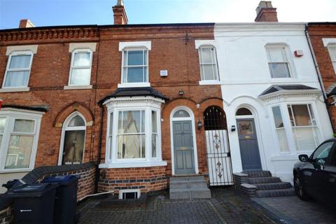 3 bedroom terraced house for sale - Greenfield Road, Harborne, Birmingham, B17 0EP