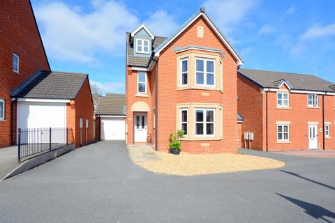 5 bedroom detached house for sale - Wakenshaw Drive, Newton Aycliffe, DL5 4ZF