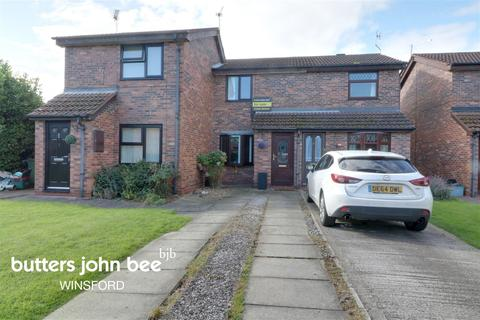 1 bedroom terraced house for sale - Keswick Close, Winsford
