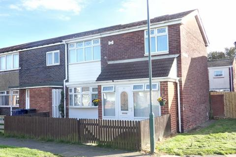 3 bedroom terraced house for sale - Grays Walk, South Shields, Tyne and Wear, NE34 9LT