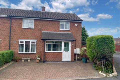 2 bedroom semi-detached house for sale - Wiltshire Road, Wigston, Leicester, LE18