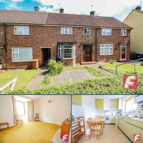 2 bedroom terraced house for sale - Oakdale Road, South Oxhey