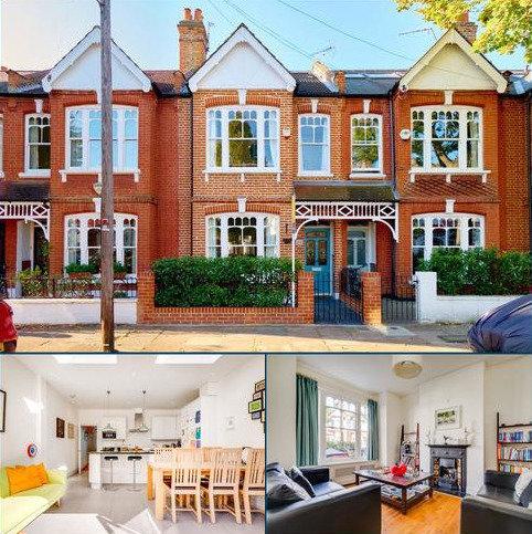 4 bedroom terraced house for sale - Speldhurst Road, Chiswick, London, W4
