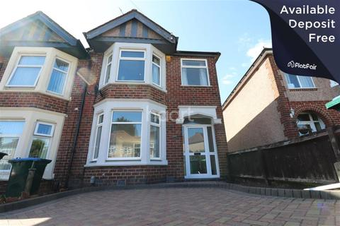 3 bedroom end of terrace house to rent - Dulverton Avenue, Chapelfields