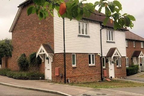 2 bedroom end of terrace house for sale - Greenfields Lane, Singleton, Ashford, Kent, TN23