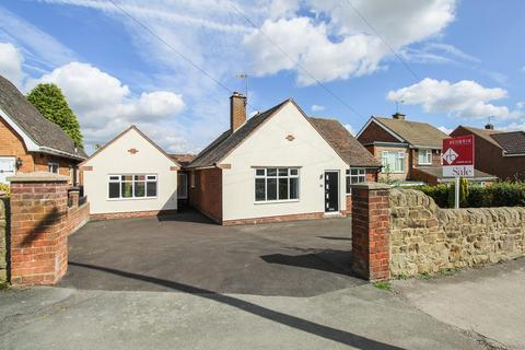 3 bedroom detached bungalow for sale - New Road, Wingerworth, Chesterfield