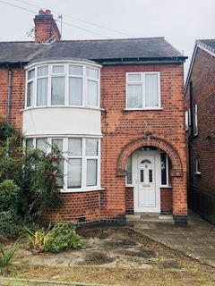 3 bedroom semi-detached house to rent - Brian Road, Leicester, LE4 0AZ