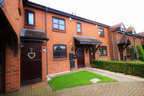2 bedroom terraced house to rent - Pellfield Court, Weston, Stafford