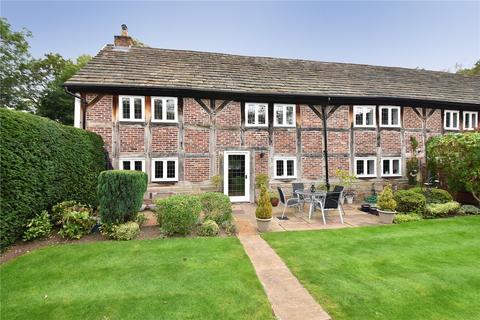 3 bedroom semi-detached house for sale - Mottram Hall Farm, Wilmslow Road, Mottram St Andrew, Cheshire, SK10