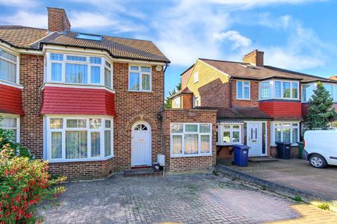 4 bedroom semi-detached house for sale - Bullescroft Road, Edgware, HA8