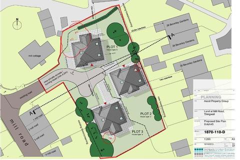 Land for sale - Mill Road, Wirral, CH61