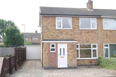 3 bedroom semi-detached house to rent - FRESHNEY CLOSE MELTON MOWBRAY