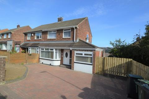 3 bedroom semi-detached house for sale - Cowan Close, Stella Park