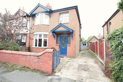 3 bedroom semi-detached house for sale - Clwyd Avenue, Rhyl