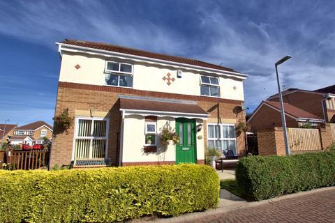 3 bedroom detached house for sale - Aysgarth Rise, Bridlington
