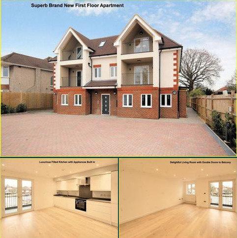 2 bedroom flat to rent - Wickham Road, Shirley