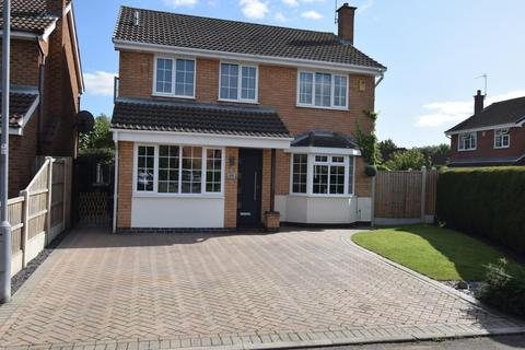4 bedroom detached house for sale - Beaumaris Drive, Gedling, NG4 2RA