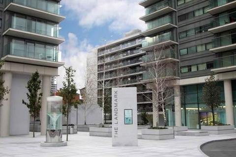 2 bedroom flat to rent - Landmark Buildings, West Tower, 22 Marsh Wall, Canary Wharf, E14 9AF