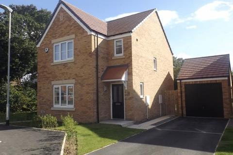 3 bedroom detached house to rent - Marigold Way, The Fairmoor Meadows, Morpeth