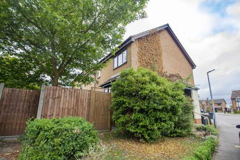 1 bedroom end of terrace house to rent - Millwright Way, Flitwick