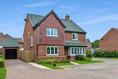 5 bedroom detached house for sale - The Chester, Worthington Grove, Yarnfield, Stone