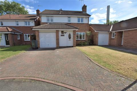 4 bedroom detached house for sale - Longborough Court, South Gosforth
