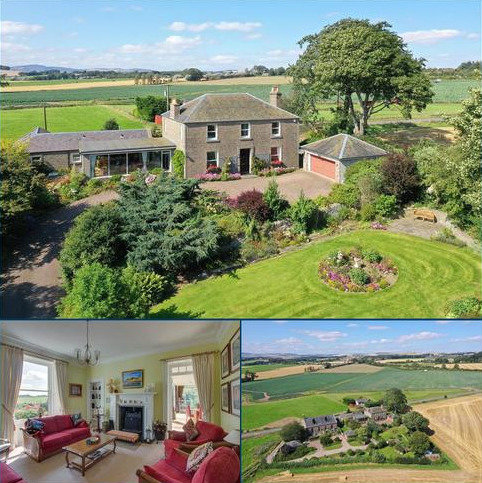 6 bedroom detached house for sale - Kincordie House, Kingennie, by Broughty Ferry, Angus, DD5