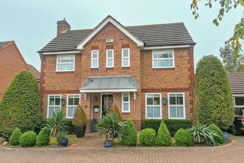 3 bedroom detached house for sale - Carnweather Court, Milton Keynes