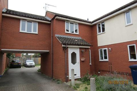 3 bedroom terraced house to rent - Middlehay Court, GL52