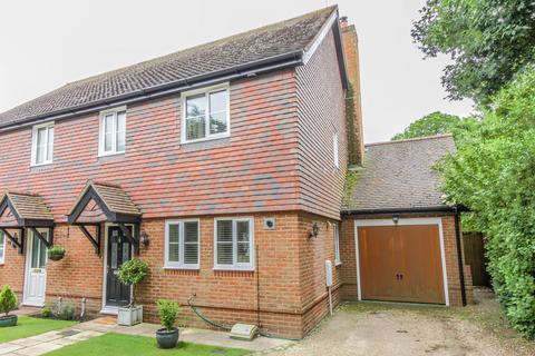 3 bedroom semi-detached house for sale - Kings Somborne, Stockbridge, Hampshire SO20