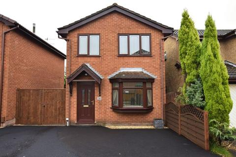 3 bedroom detached house for sale - Smallwood Grove, Stoke-On-Trent