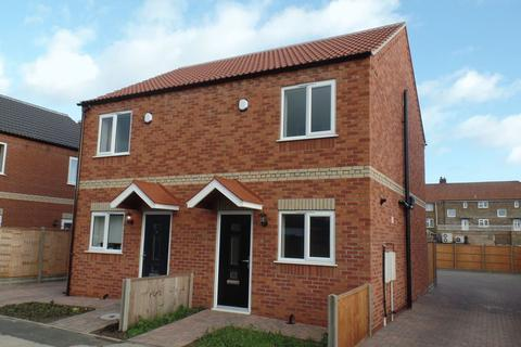 2 bedroom semi-detached house to rent - Queen Mary Road, Lincoln