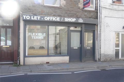 Land to rent - Pontypridd Road, Porth, Mid Glamorgan, CF39