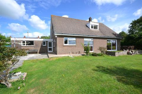 4 bedroom detached bungalow for sale - Cardigan