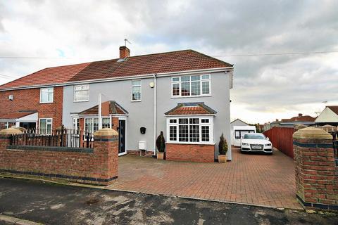 3 bedroom semi-detached house for sale - Dodds Terrace, Wingate, Durham