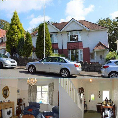 3 bedroom semi-detached house for sale - Parc Wern Road, Swansea, SA2