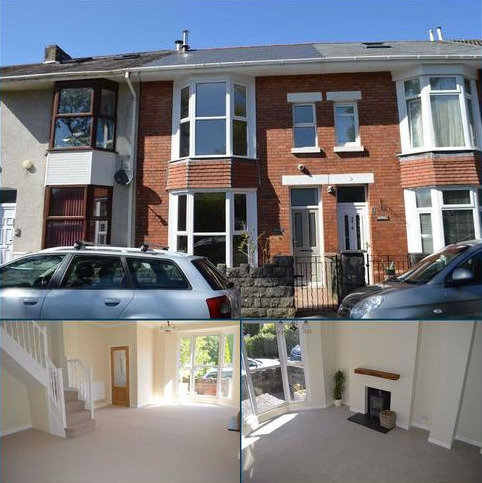 3 bedroom terraced house for sale - Parkview Terrace, Swansea, SA2