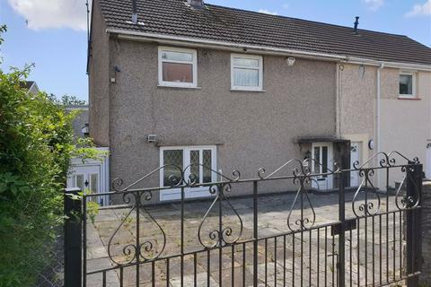 2 bedroom end of terrace house for sale - Mewslade Avenue, Blaenymaes