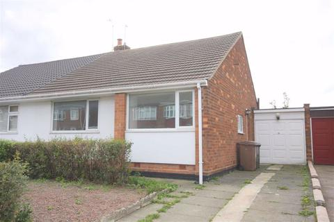 2 bedroom semi-detached bungalow for sale - Shaftesbury Crescent, Marden Farm, Tyne & Wear, NE30