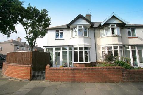 3 bedroom semi-detached house for sale - Hillcrest, Whitley Bay, Tyne & Wear, NE25