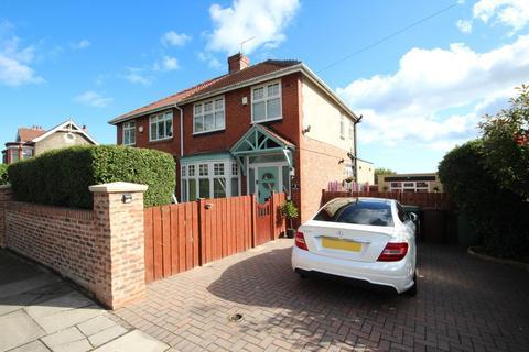 3 bedroom semi-detached house for sale - Wooler Road, Hartlepool