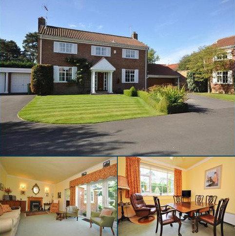 4 bedroom detached house for sale - Lloyd Close, Heslington, York, YO10 5EU
