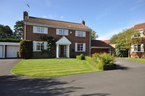 4 bedroom detached house for sale - Lloyd Close, Heslington, York, YO10 5EU