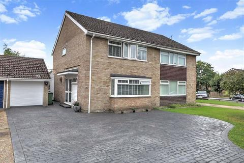 4 bedroom semi-detached house for sale - Loughwood Close, Boyatt Wood, Eastleigh, Hampshire
