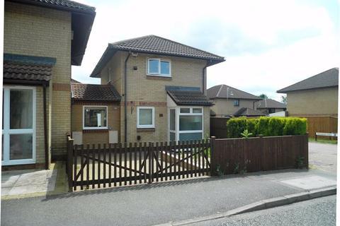 2 bedroom semi-detached house to rent - Petworth, Great Holm, Milton Keynes, MK8