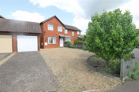 3 bedroom end of terrace house to rent - Huntingbrooke, Great Holm, Milton Keynes, MK8