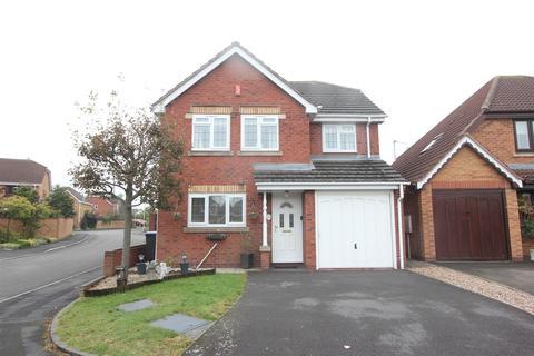 4 bedroom detached house for sale - Cotman Drive, Hinckley